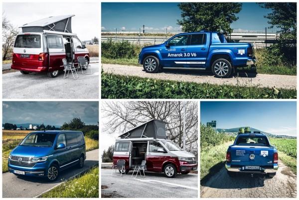 Mimoriadna ponuka skladových a predvádzacích úžitkových vozidiel Volkswagen