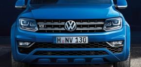 Volkswagen AMAROK predná maska