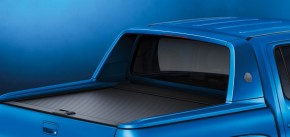 Volkswagen AMAROK úložný priestor