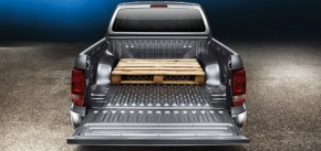 Volkswagen AMAROK úložný priestor EURO paleta