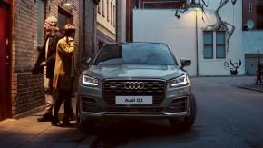 Audi Q2 pohľad spredu