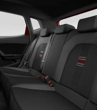 SEAT Arona -interiér-zadné sedačky
