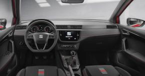 SEAT Arona -interiér-palubná doska+ sedačky