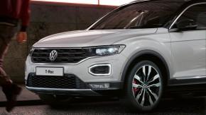 Volkswagen T-Roc predná maska
