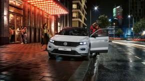 Volkswagen T-Roc pohľad spredu