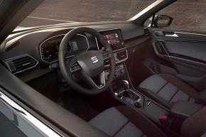 SEAT Tarraco-interiér-palubná doska- detail volant