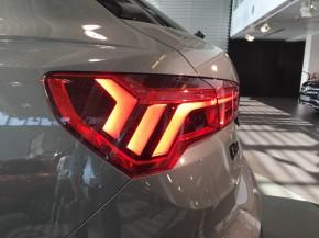 Audi Q3 detail zadné svetlo