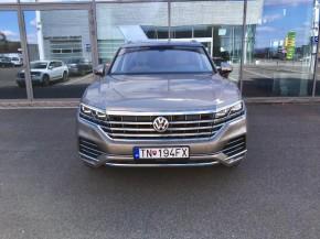 Volkswagen Touareg  pohľad spredu