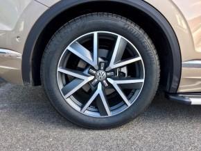 Volkswagen Touareg  detail koleso