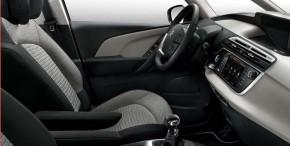 Citroën GRAND C4 Spacetourer- interiér, predné sedadlá prístrojová doska