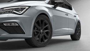 SEAT Leon FR Black - ľavý predný disk - 18
