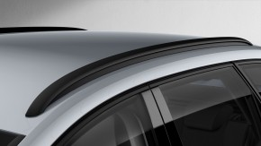 SEAT Leon ST FR Black - strešné pozdĺžne nosiče - čierne