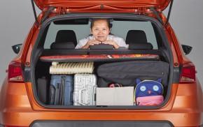 SEAT Arona - batožinový priestor
