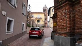 SEAT Arona- pohľad zozadu -červená