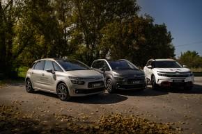 Výpredaj rodinných vozidiel Citroën