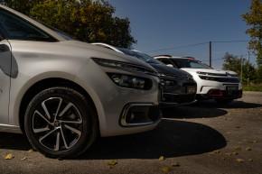 Výpredaj rodinných vozidiel Citroën3