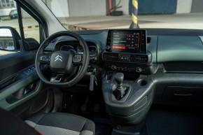 Citroën Berlingo interiér, prístojová doska