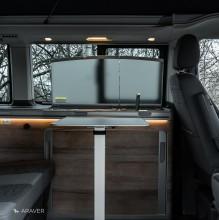 Volkswagen California 6.1 interiér
