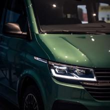 Volkswagen California 6.1 zelená