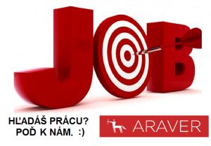 Hľadáte prácu? Pošlite nám svoj životopis