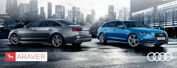 Audi A6 teraz od 40. 444€