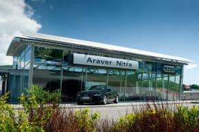 Araver Nitra (Pohľad 3)